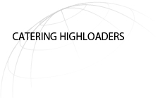 Catering Highloaders Section with Atlas Background